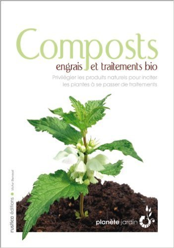 Victor Renaud, Composts, engrais et traitements bio