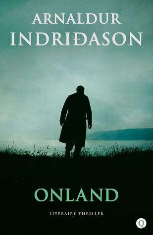 Onland by Arnaldur Indriðason
