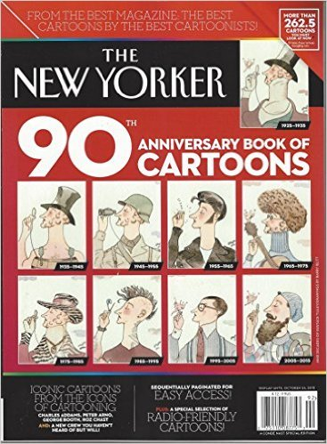 The New Yorker - 90th Anniversary book of Cartoons