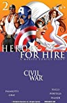 Heroes For Hire #2 by Jimmy Palmiotti