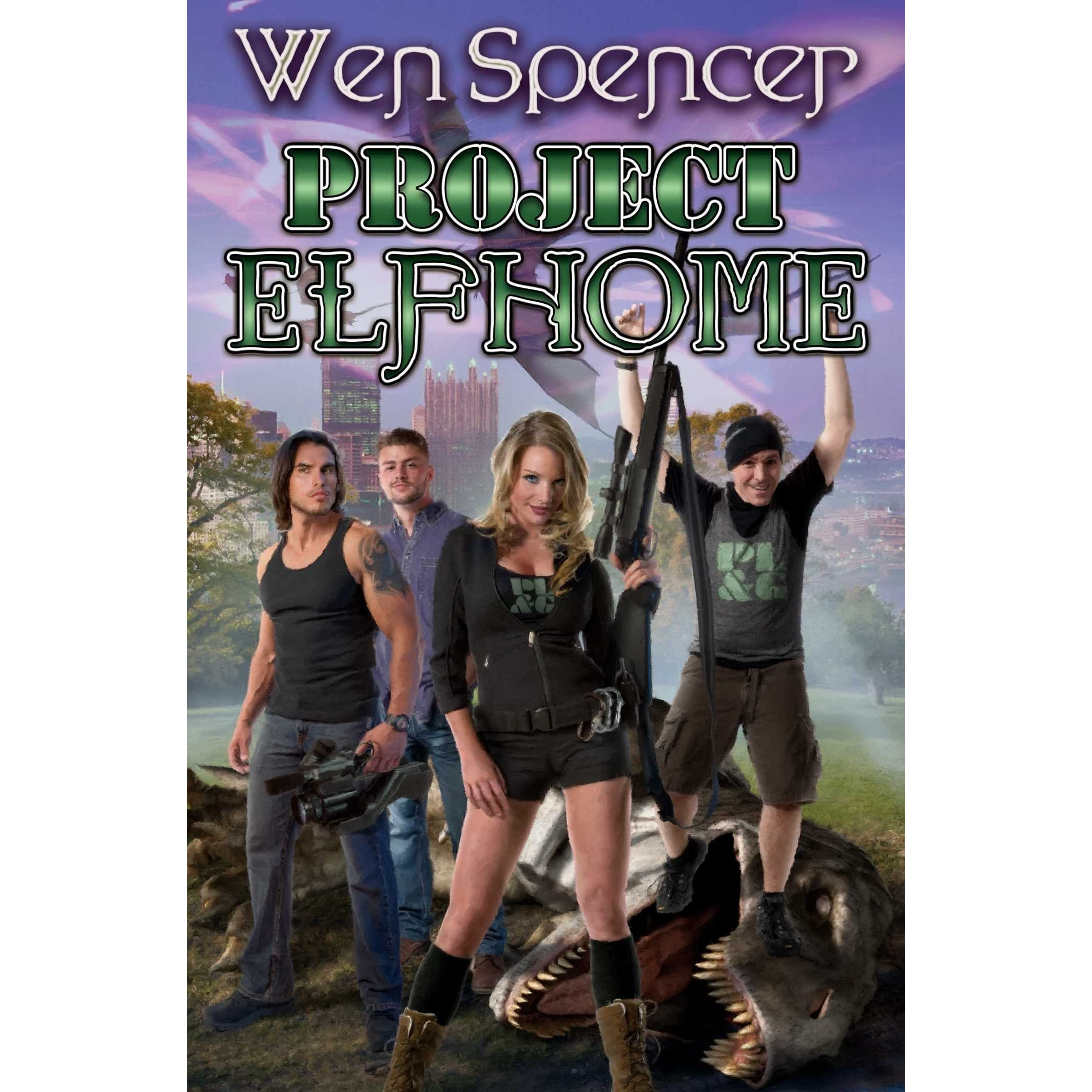 Project Elfhome (elfhome, #45) By Wen Spencer €� Reviews, Discussion,  Bookclubs, Lists