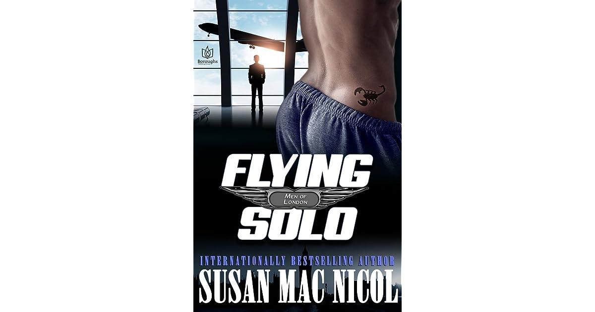 e6e80e6f628da Flying Solo (Men of London #6) by Susan Mac Nicol