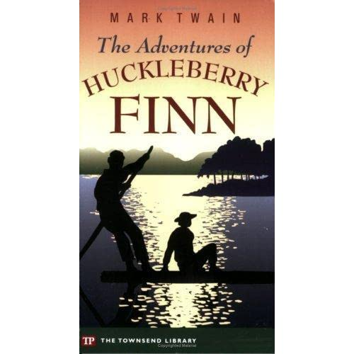 huckleberry finn lit analysis Tom sawyer: static or dynamicharun raffi english 6, period 6 raffi 2 in mark twain's the adventures of tom sawyer, twain.