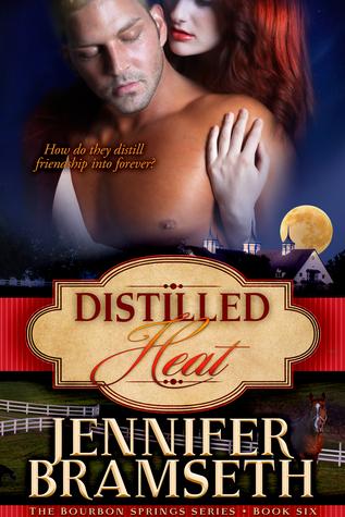 Distilled Heat (Bourbon Springs, #6)