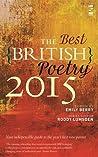 The Best British Poetry 2015