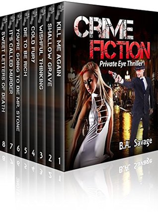 Crime Fiction: Private Eye Thriller