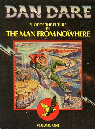 Dan Dare Pilot of the Future in the Man from Nowhere