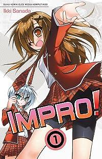 Impro vol. 01 (Impro, #1)