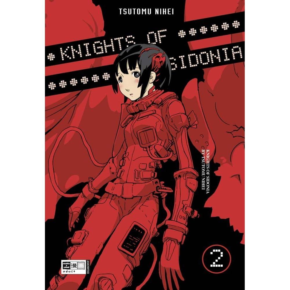 Knights Of Sidonia 2 (Knights Of Sidonia #2) By Tsutomu