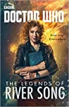 Book cover for Doctor Who: The Legends of River Song