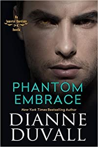 Phantom Embrace (Immortal Guardians, #5.5)