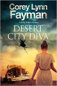 Desert City Diva: A Noir P.I. Mystery Set in California