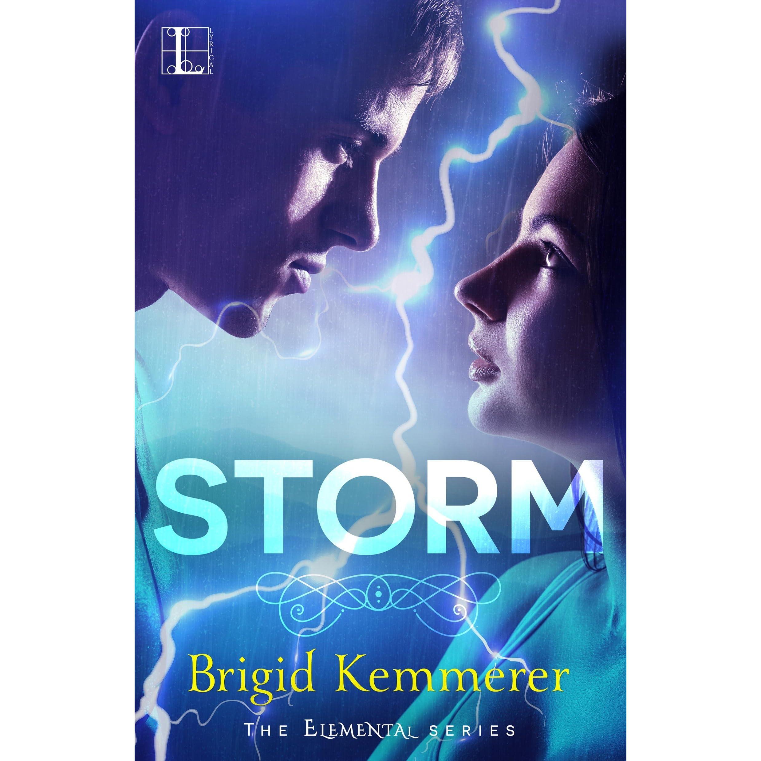 Storm (Elemental, #1) by Brigid Kemmerer
