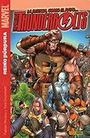 Los Nuevos Thunderbolts: Rino púrpura (Los Nuevos Thunderbolts, #2)