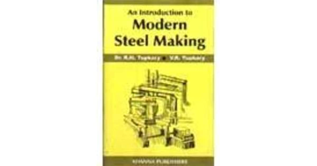Pdf iron making by tupkary