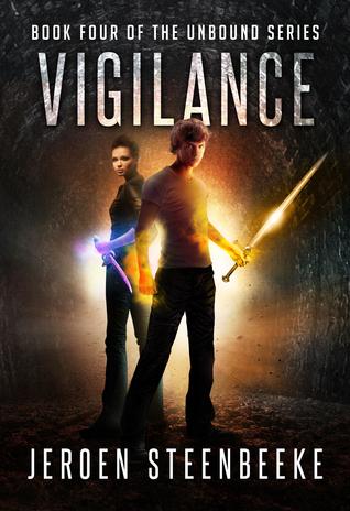 Vigilance (The Unbound, #4)