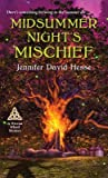 Midsummer Night's Mischief (A Wiccan Wheel Mystery, #1)