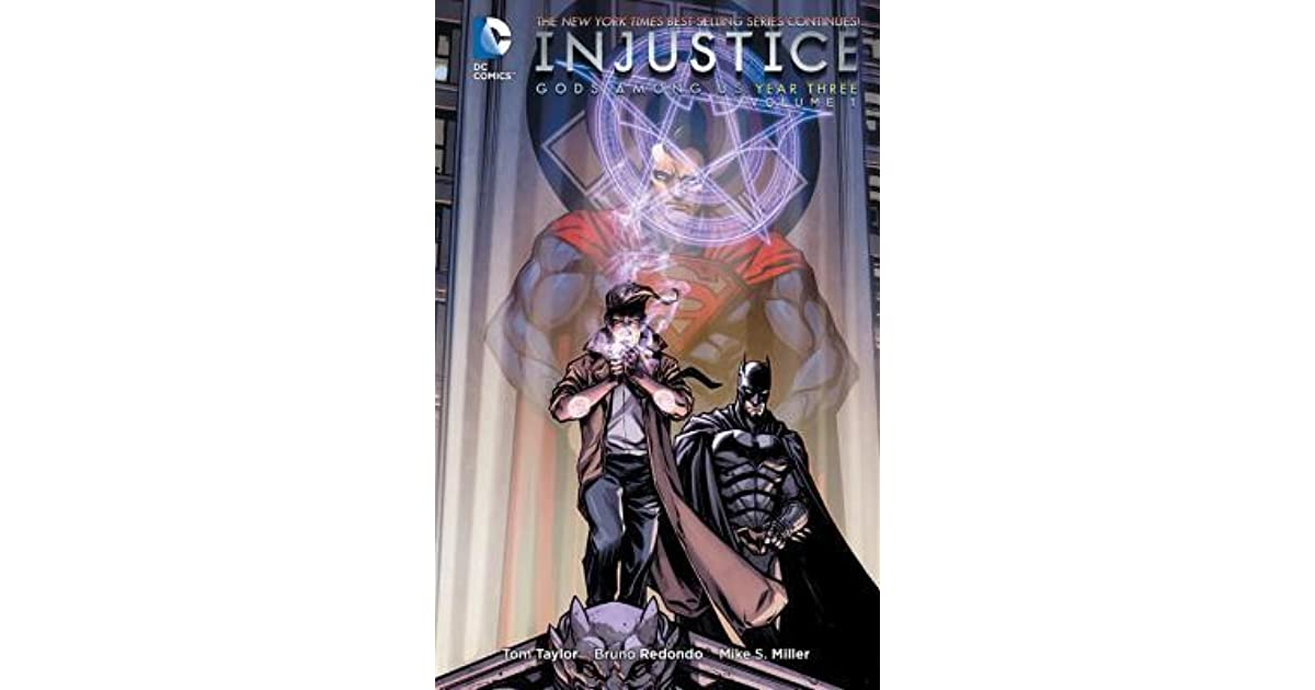 Injustice Gods Among Us Year 2 Vol 1 Tom Taylor 4005123 Ejobnetfo