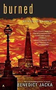 Burned (Alex Verus, #7)