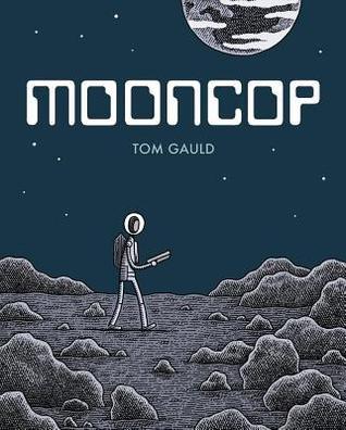 Mooncop by Tom Gauld