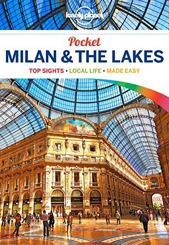 Lonely Planet Pocket Milan & the Lakes, 3rd Edition
