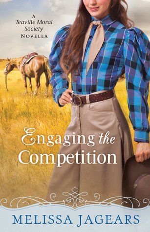 Engaging the Competition by Melissa Jagears