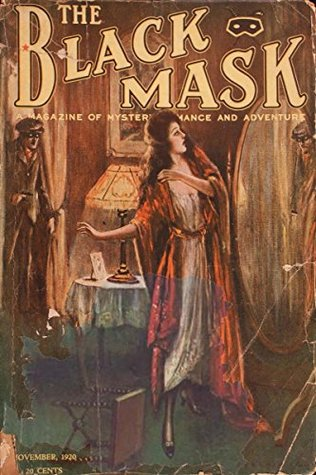 The Black Mask 1920 November (Vintage american magazines)