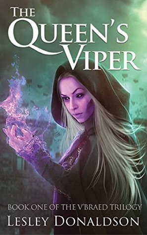 The Queen's Viper (The V'Braed  Trilogy #1)