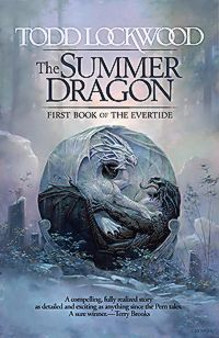 The Summer Dragon by Todd Lockwood