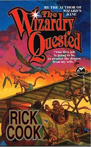The Wizardry Quested (Wiz #5) Rick Cook