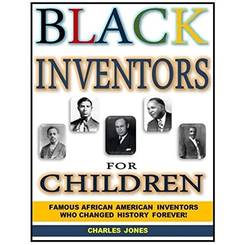 black inventors book for children