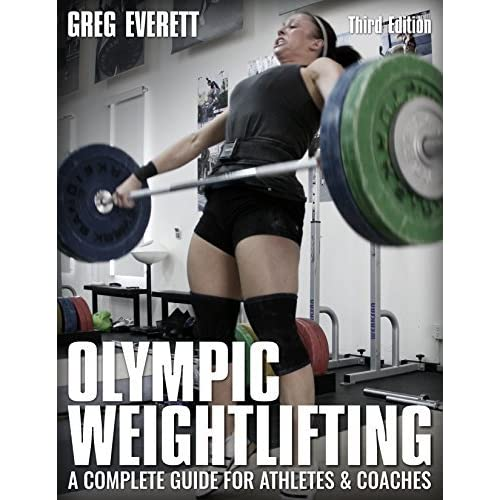 Pdf everett weightlifting olympic greg