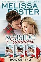 Seaside Summers: Books 1-3 Boxed Set (Love in Bloom: Seaside Summers #1-3)