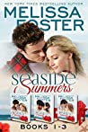 Seaside Summers: Books 1-3 Boxed Set (Love in Bloom: Seaside Summers, #1-3)