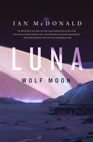 Wolf Moon by Ian McDonald