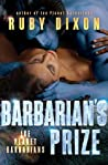 Barbarian's Prize (Ice Planet Barbarians, #6)