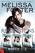 The Remingtons (Books 1-3 Boxed Set): Love in Bloom