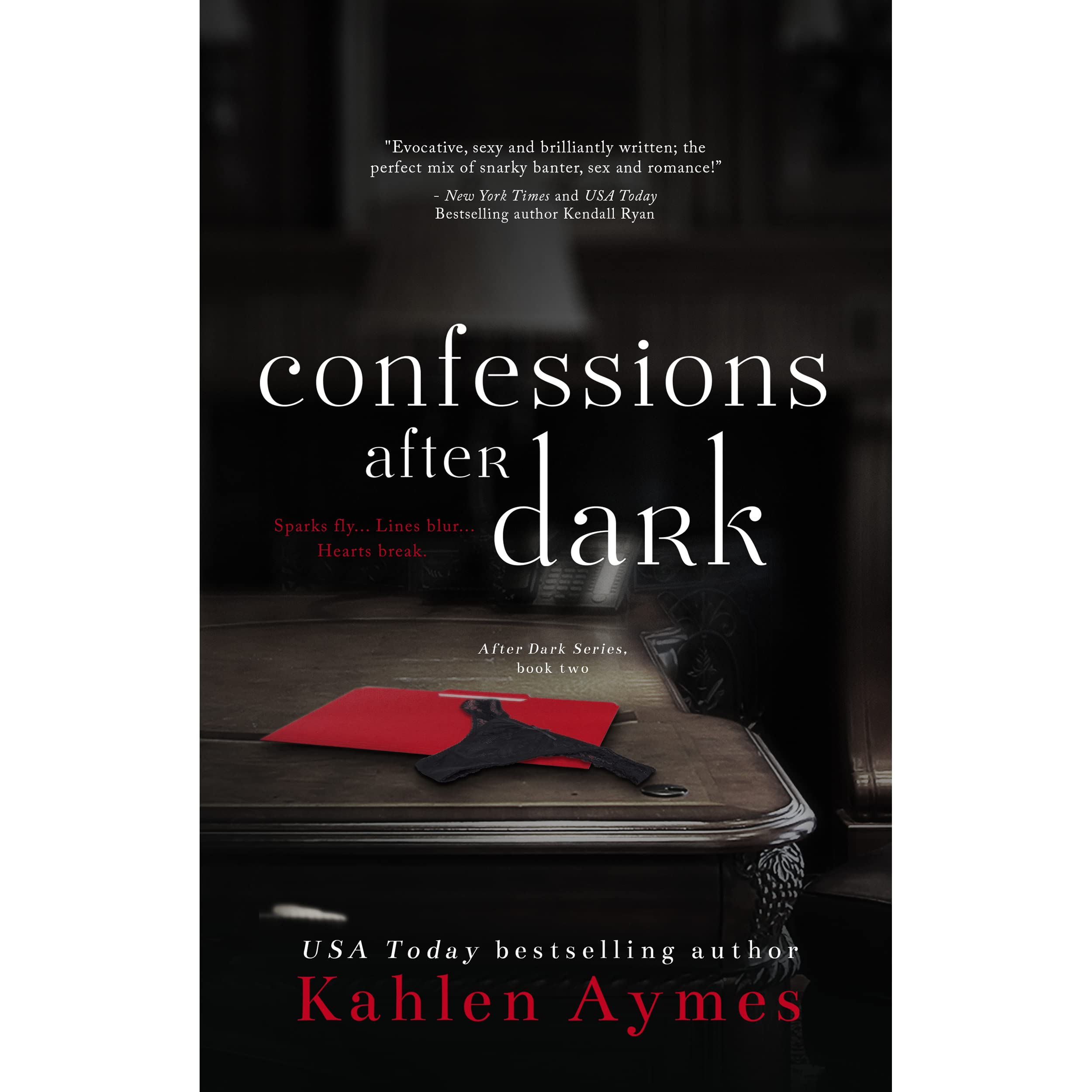 Confessions After Dark (after Dark, #2) By Kahlen Aymes €� Reviews,  Discussion, Bookclubs, Lists