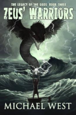 Zeus' Warriors (The Legacy of the Gods, #3)