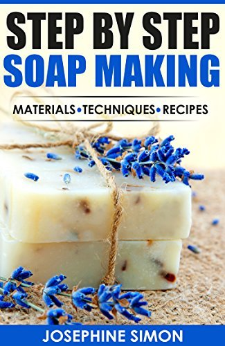 Step by Step Soap Making- Material