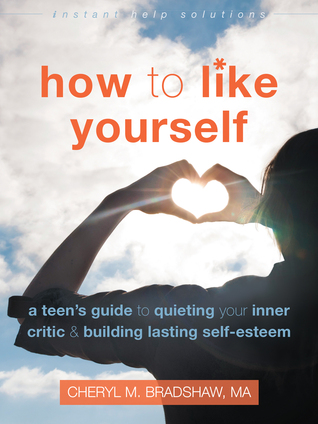 How to Like Yourself cover art with link to Goodreads description