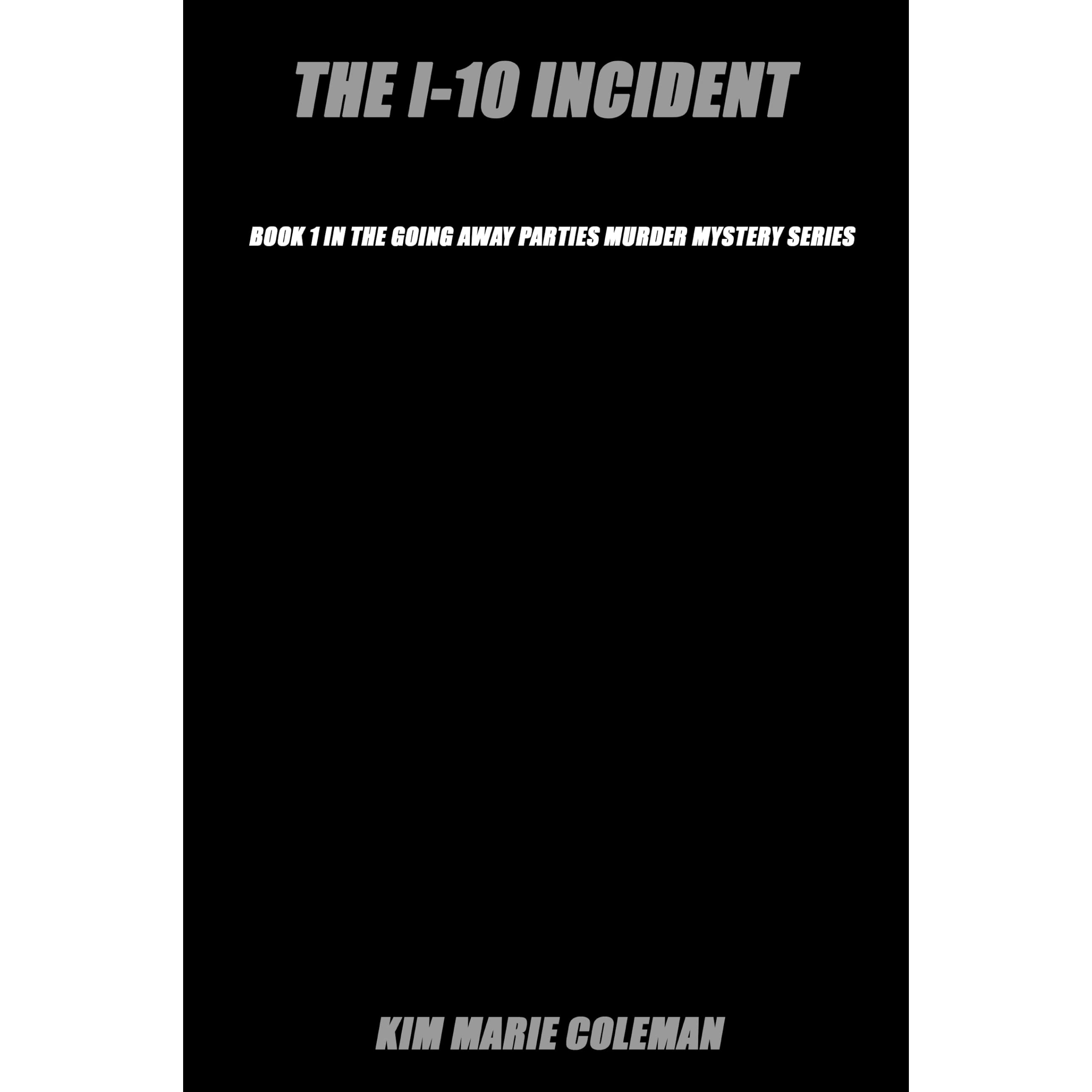 a fictional story about accidental murder Best of all, apart from the handful of short stories set in the same fictional universe  he soon gets a taste for murder and gets very good at it.