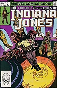 The Further Adventures of Indiana Jones #2