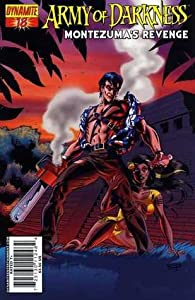 Army of Darkness #18 - Montezuma's Revenge