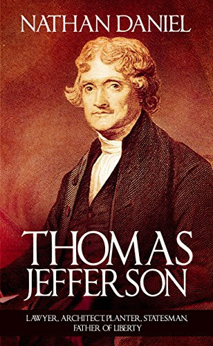 Thomas Jefferson  Lawyer, Architect, Planter, Statesman, Father of Liberty