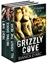 Grizzly Cove - Volumes 1-3 Box Set (Tales of the Were: Grizzly Cove)
