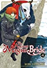 The Ancient Magus' Bride, Vol. 4 (The Ancient Magus' Bride, #4) audiobook review