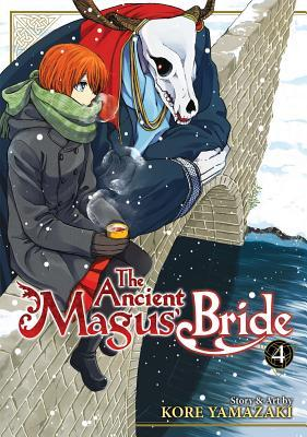 The Ancient Magus' Bride, Vol. 4 by Kore Yamazaki