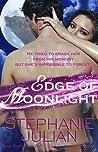 Edge of Moonlight (Lucani Lovers, #3)