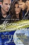 Moonlight Temptation (Lucani Lovers, #4)